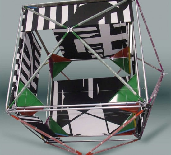 Vito Acconci Abstract House