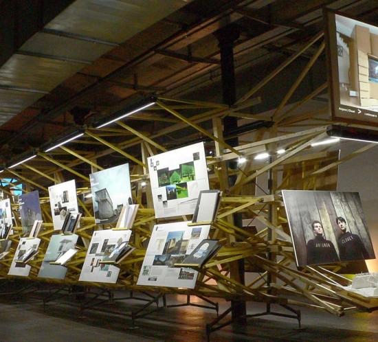 Scénographie exposition itinérante