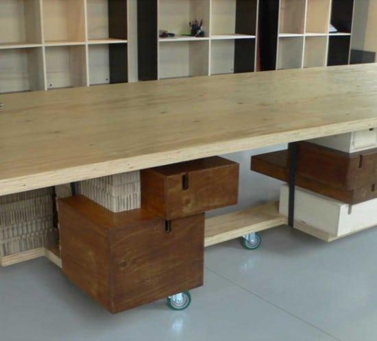 Design mobilier bulle de vente