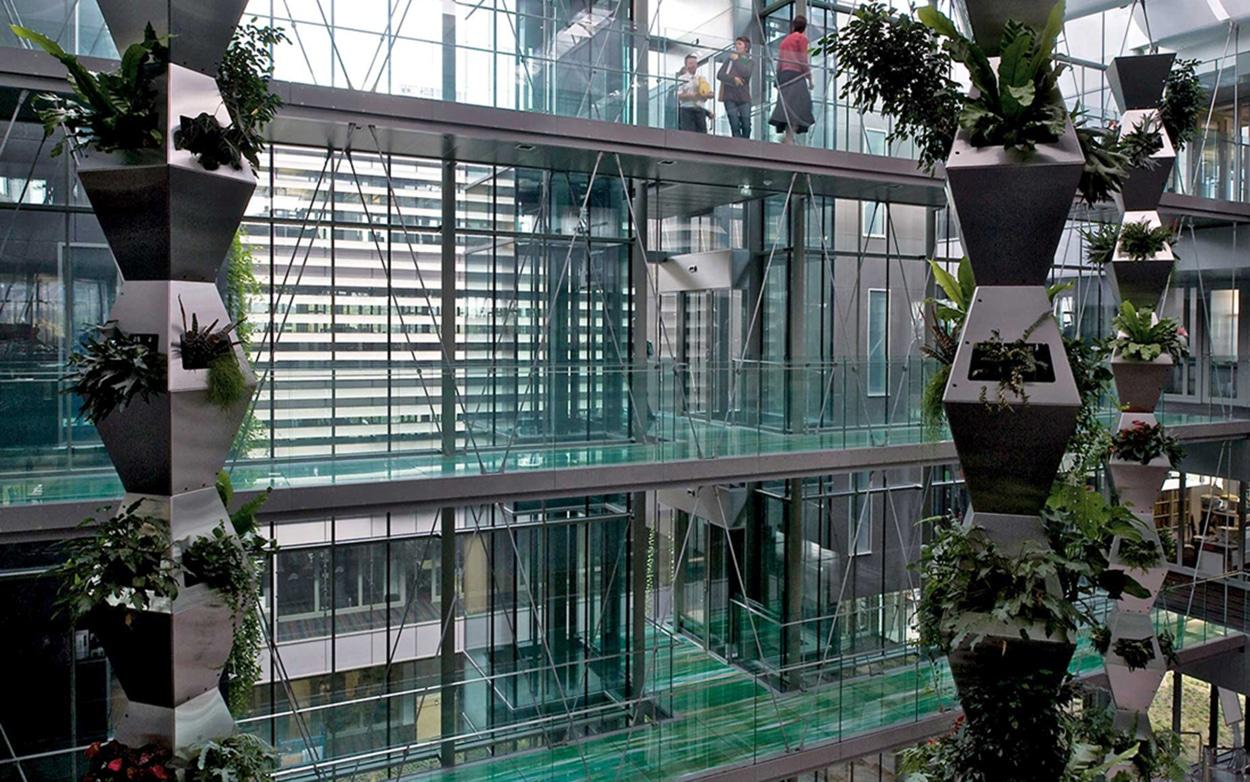 Colonne v g tale brancusi metalobil design agence for Mobilier japonais nantes