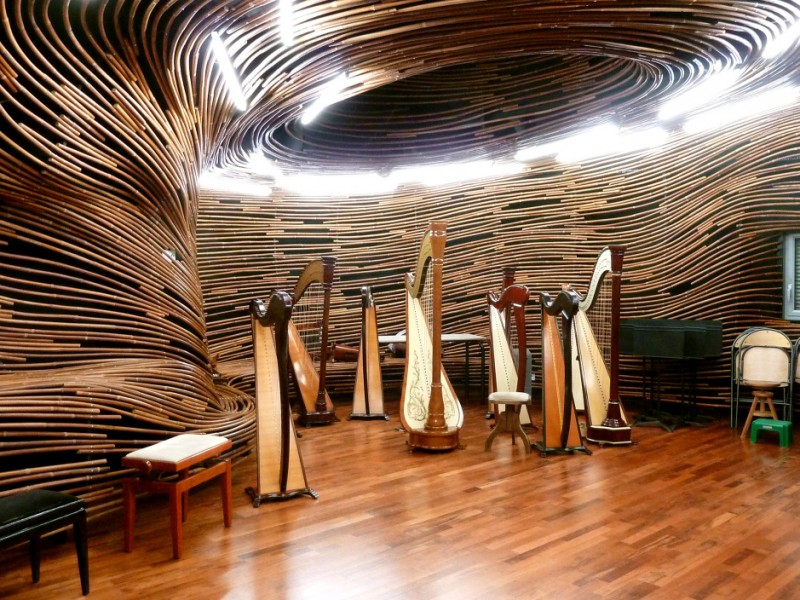 design espace acoustique