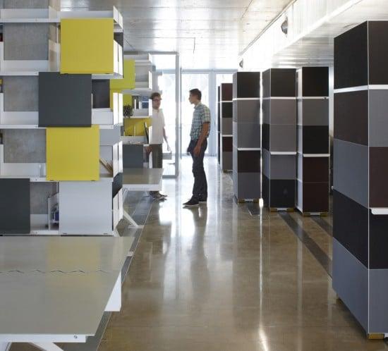 Design mobilier bureau