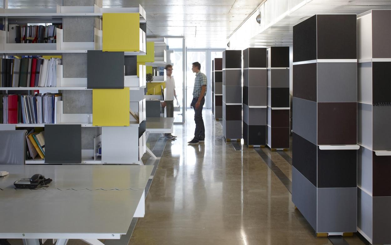 Design mobilier bureau tetrarc m talobil agence design for Mobilier japonais nantes