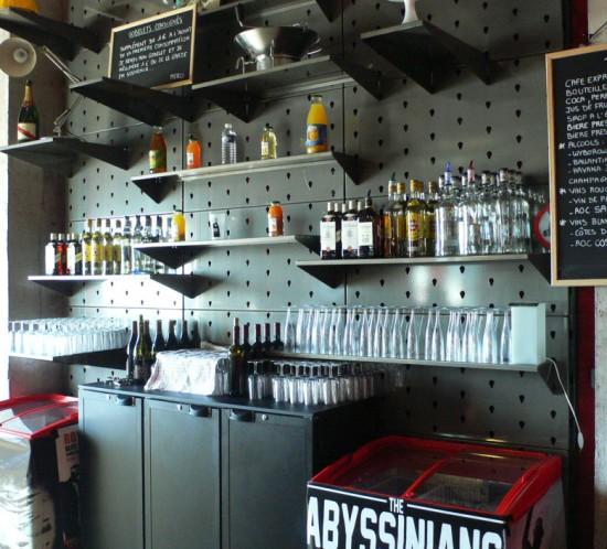 Design mobilier bar