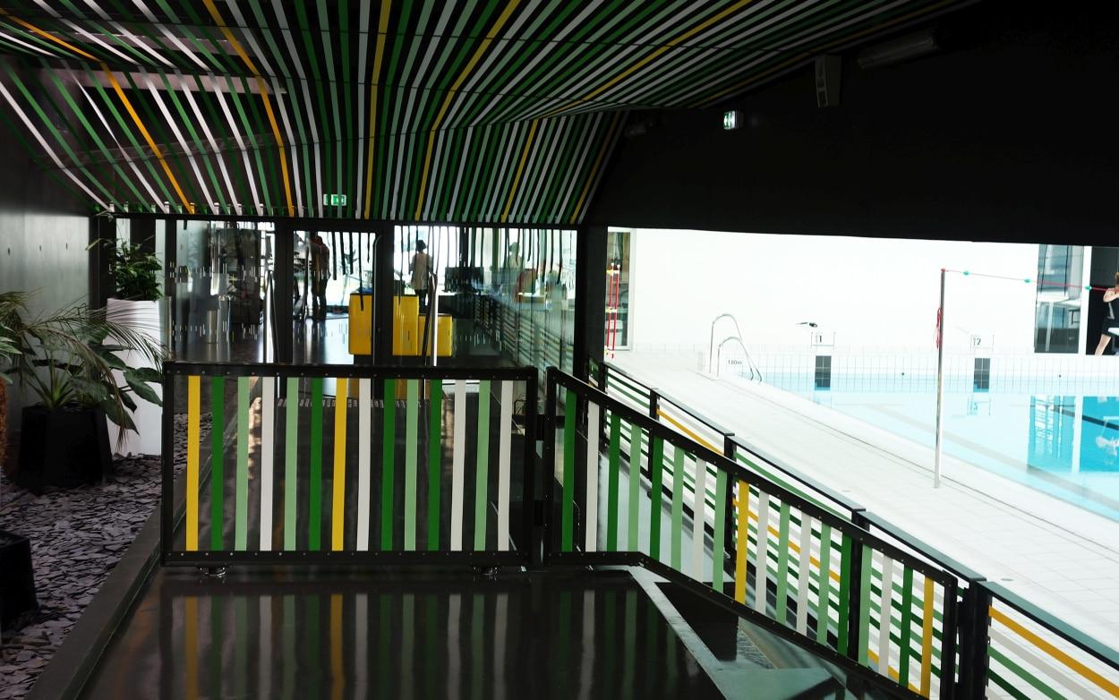 93 centre aquatique m talobil ing nierie design for Mobilier japonais nantes