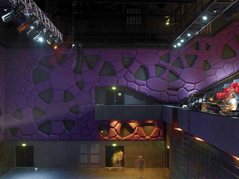 acoustique design cinema
