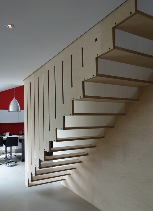 fabrication escalier design urbanmakers m talobil design agence nantes 44. Black Bedroom Furniture Sets. Home Design Ideas