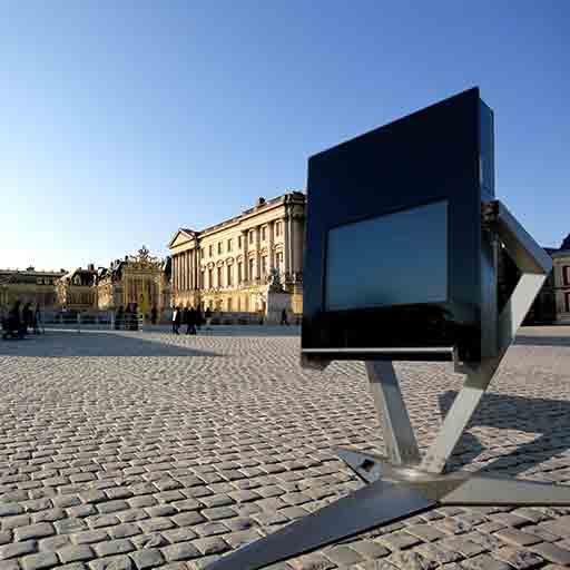 Borne de réalité augmentée Rennes
