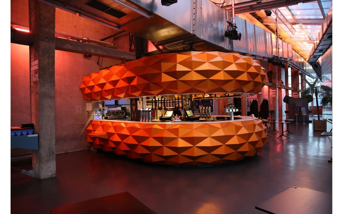 Comptoir bar design
