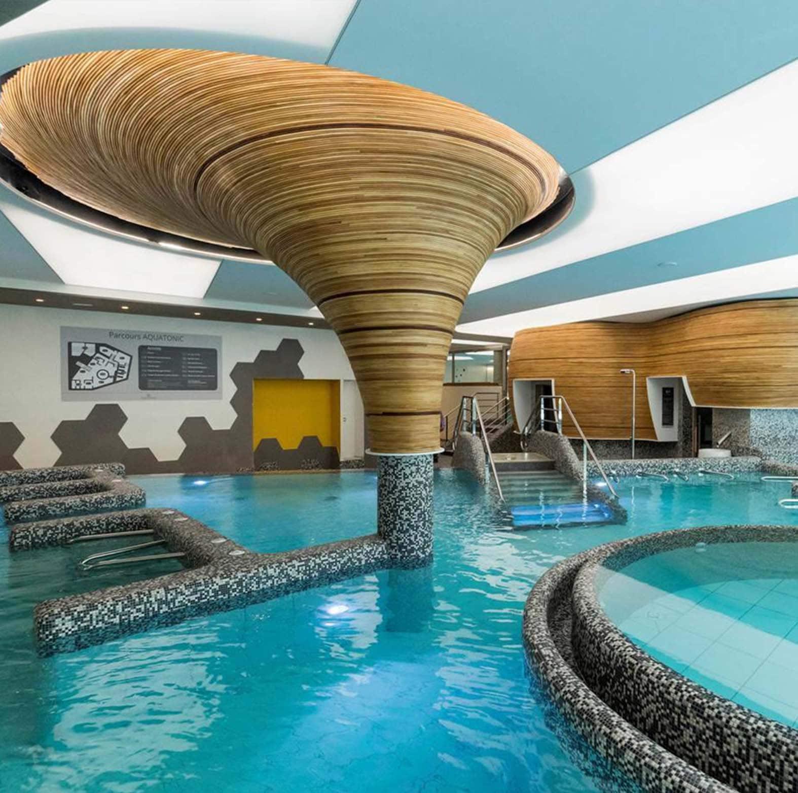 Design spa unique spa aquatonic nantes 44 creation for Mobilier japonais nantes