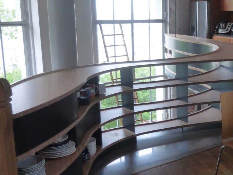 extension mezzanine
