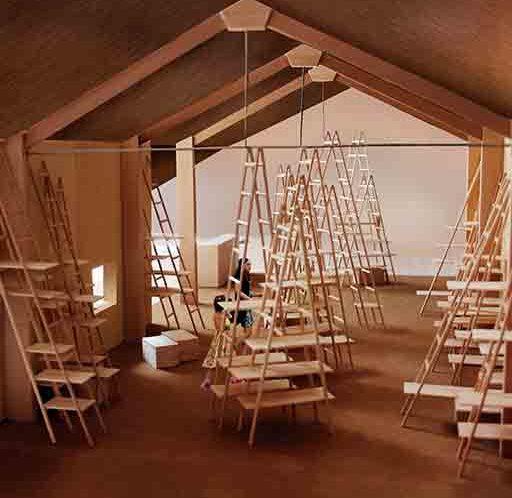 mobilier retail bois sur mesure zoo branféré