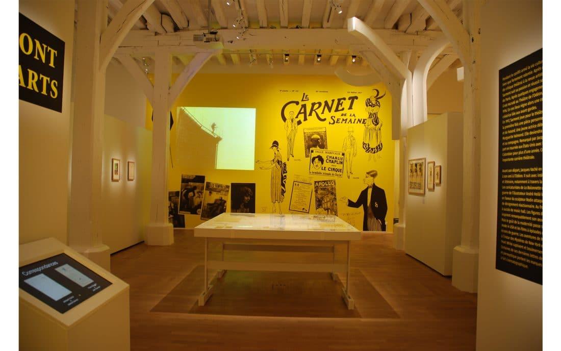 Exposition au Chateau