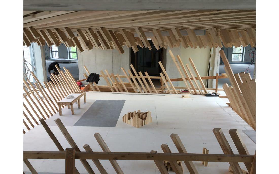 Escaliers japonais m talobil agence de design nantes 44 for Mobilier japonais nantes