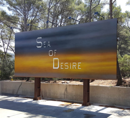 billboard d'art