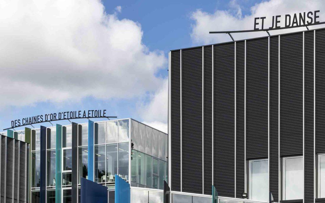 1% artistique Elisabeth Ballet Sortilèges Université de Nantes crédit photo Fanny Trichet